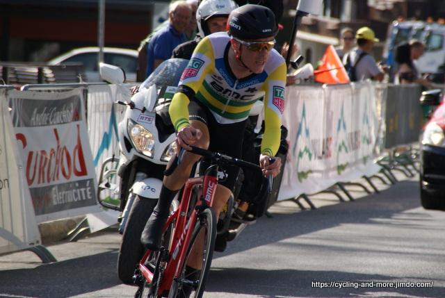Rohan Dennis - Tour de Romandie 2018