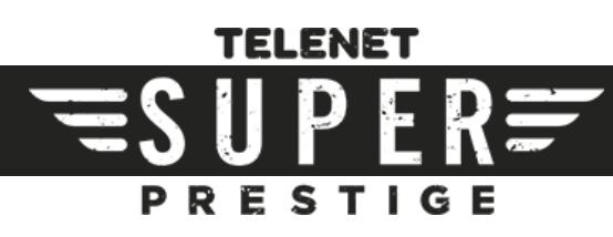 Weltmeister Cant und Van der Poel brillieren auch beim Superprestige Hoogstraten