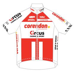 Trikot Corendon - Circus (COC) 2019 (Quelle: UCI)