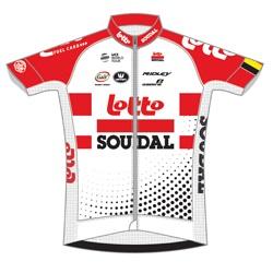 Trikot Lotto Soudal (LTS) 2019 (Quelle: UCI)