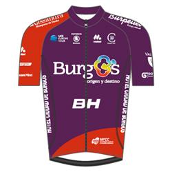 Trikot Burgos - BH (BBH) 2019 (Quelle: UCI)