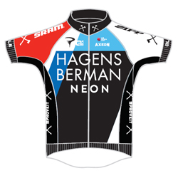 Trikot Hagens Berman Axeon (HBA) 2019 (Quelle: UCI)