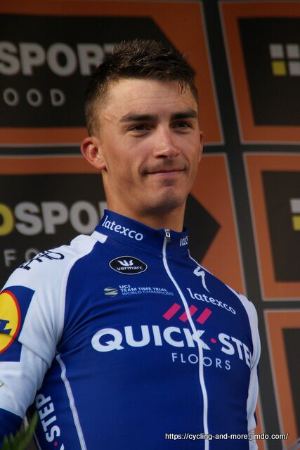 Auch bei Tirreno-Adriatico weiter in Topform: Julian Alaphilippe, hier bei Il Lombardia 2017 (Foto: Christine Kroth/cycling and more)