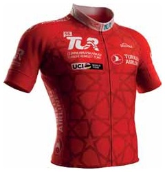 Reglement Presidential Cycling Tour of Turkey 2019 - Rotes Trikot (Bergwertung)