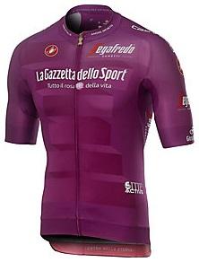 Reglement Giro d'Italia 2019 - Ciclamino-Trikot (Punktewertung)