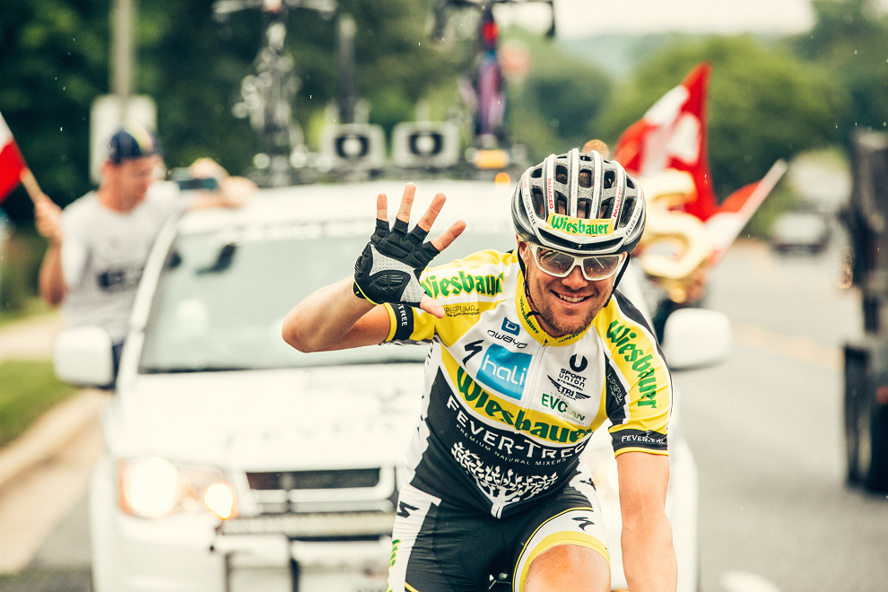 Christoph Strasser feierte im Vorjahr beim RAAM Sieg Nummer 5 (Foto: Lupi Spuma)