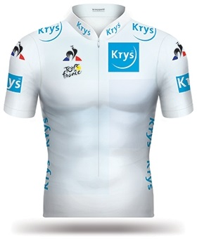 pick up e811e 9e249 Reglement Tour de France 2019 - Weißes Trikot (Nachwuchswertung)