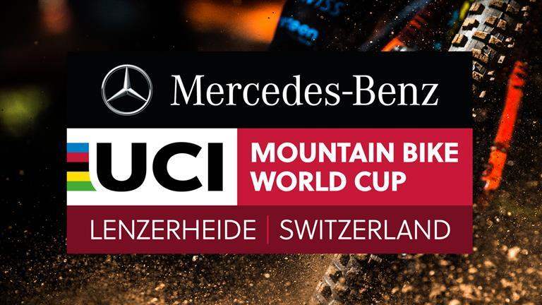 Pierron feiert in Lenzerheide den dritten Weltcup-Sieg und bleibt Bruni auf den Fersen