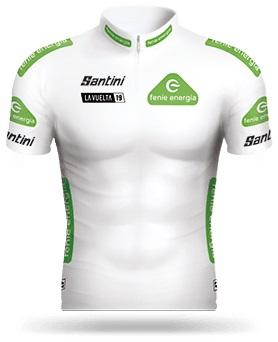 best website 7d327 2abb6 Reglement Vuelta a España 2019 - Weißes Trikot ...