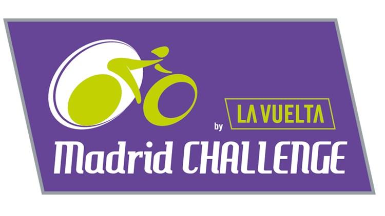 Lisa Brennauer bringt das Vuelta-Challenge-Führungstrikot über die Runden von Madrid