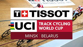 Bahn-Weltcup Minsk: Verfolger Filippo Ganna mit zweimaligem Weltrekord, Emma Hinze siegt im Keirin