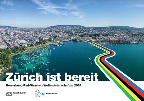 Straßen-Weltmeisterschaft in Zürich 2024