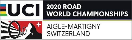 Straßen-Weltmeisterschaft in Aigle und Martigny 2020