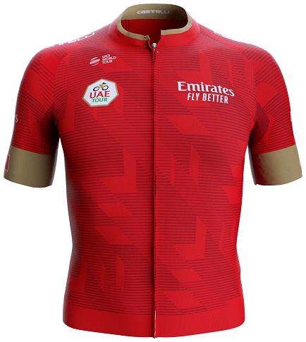 Reglement UAE Tour 2020 - Rotes Trikot (Gesamtwertung)