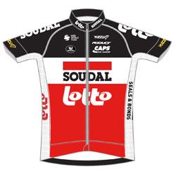 Trikot Lotto Soudal (LTS) 2020 (Quelle: UCI)