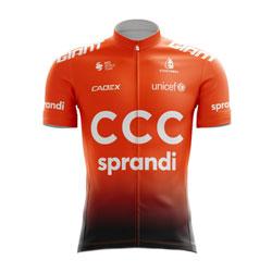 Trikot CCC Team (CCC) 2020 (Quelle: UCI)