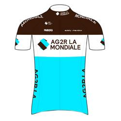 Trikot AG2R La Mondiale (ALM) 2020 (Quelle: UCI)