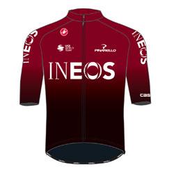 Trikot Team Ineos (INS) 2020 (Quelle: UCI)
