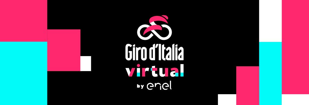 Filippo Ganna schlägt am letzten Tag des Giro d'Italia Virtual einen Tour-for-All-Etappensieger