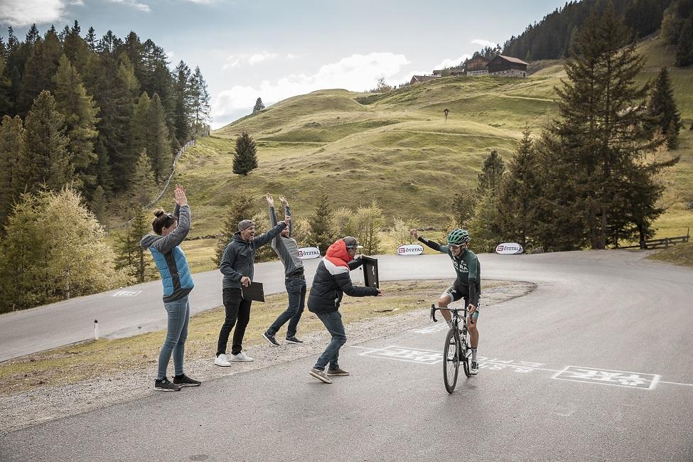 Emanuel Buchmann hat einen neuen Rekord aufgestellt (Foto: Ötztal Tourismus / Rudi Wyhlidal)