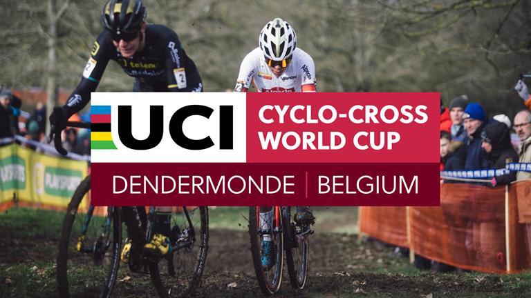 Radcross: Brand gewinnt Schlammschlacht in Dendermonde - dritter Weltcup-Sieg