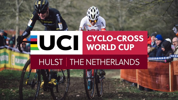 Van der Poel rückt mit überragendem Sieg beim Weltcup in Hulst auf 15 Punkte an Van Aert heran