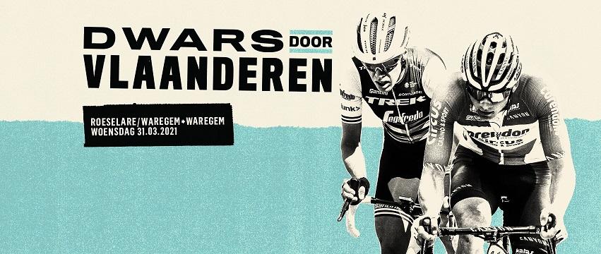 Seltener Ineos-Erfolg: Dylan van Baarle triumphiert bei Dwars door Vlaanderen nach über 50 km langem Solo