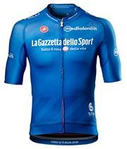 Reglement Giro d'Italia 2021 - Blaues Trikot (Bergwertung)