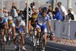 Tom Boonen siegt auf der 3. Etappe der Tour of Qatar 2009 und übernimmt die Gesamtführung (Foto: www.letour.fr)