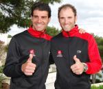 Pereiro und  Valverde Mallorca Challenge 2009