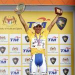 Jose Serpa gewinnt die Tour de Langkawi 2009 (Foto: www.ltdl.com.my)