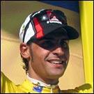 Oscar Pereiro wieder in Gelb