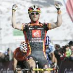 Alejandro Valverde holt ersten Saisonsieg bei der Vuelta a Castilla y Leon