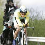 Contador krönt Gesamtsieg der Baskenland-Rundfahrt mit Erfolg im Zeitfahren