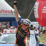 Niemiec gewinnt Bergankunft beim Giro del Trentino - Klöden übergibt Führung an Brajkovic