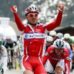 Robert Hunter beweist Bergsprint-Qualitäten bei österreichischer Etappenankunft des Giro del Trentino