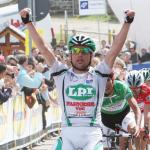 Giro del Trentino - Danilo di Luca gewinnt die letzte Etappe in Pejo Fonti