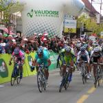 Tour de Romandie 2. Etappe - Zielsprint