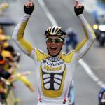 Edvald Boasson Hagen gewinnt Abfahrtsrennen auf der 7. Etappe des Giro d´Italia