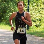 Julia Tripke, die Gewinnerin der Ausdauersportserie Oberpfalz-ASS 2008 ((Bildquelle: Roland Hindl)