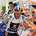 Dritte Etappe der Katalonien-Rundfahrt endet mit Triumph Valverdes