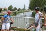 Blick auf den Canal du Midi