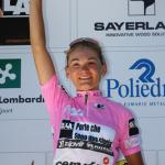Girodonne: Durch ihren Erfolg auf der siebten Etappe ist Claudia Häusler (Foto) dem Gesamtsieg wieder einen Schritt näher gekommen (Bildquelle: CJ Farquharson).