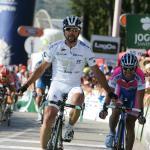 Barbosa mit Sieg auf 2. Etappe der Volta a Portugal wieder Leader vor Hondo