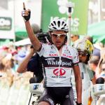 Patrick Sinkewitz gewinnt als erster Nicht-Portugiese bei Volta a Portugal - Hondo weiter Gesamt-2.