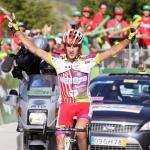 Neuer Gesamtführender der Volta a Portugal überlässt Cabreira Etappensieg, Sinkewitz erneut stark