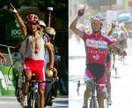 Portugal Rundfahrt - Eladio Jimenez gewinnt die 6. Etappe, Antonio Piedras (Andalucia) Sieger der 5. Etappe