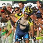 Portugal Rundfahrt, Nuno Ribeiro gewinnt die 9. Etappe