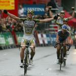 Greipel mit zweitem deutschen Sprintsieg bei der Vuelta - Massensturz im Finale