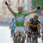 Greipel macht es wie vor dem Ruhetag: Sieg auf 5. Vuelta-Etappe und Tausch Grün gegen Gold
